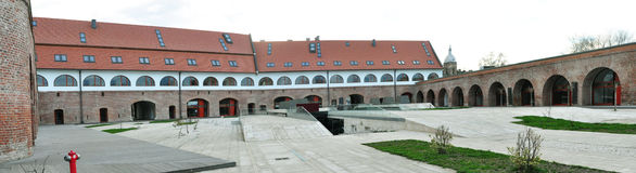 Timisoara προμαχώνων Στοκ εικόνα με δικαίωμα ελεύθερης χρήσης