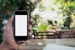 Εικόνα προτύπων του κινητού τηλεφώνου Στοκ εικόνα με δικαίωμα ελεύθερης χρήσης