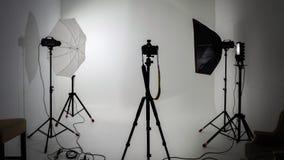 Εικόνα στούντιο φωτογραφιών Στοκ Φωτογραφίες