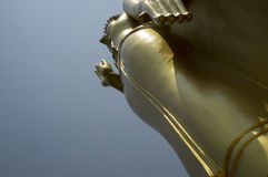 Εικόνα της έννοιας των λαρνάκων λατρείας ναών βουδισμού του Βούδα Στοκ Εικόνα