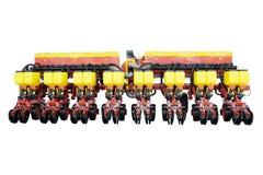 Εικόνα της γεωργικής μηχανής Στοκ εικόνα με δικαίωμα ελεύθερης χρήσης