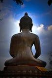 Εικόνα της πίσω πλευράς του Βούδα σε Betong Στοκ εικόνες με δικαίωμα ελεύθερης χρήσης