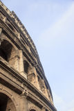 Εικόνα της Ρώμης: το μεγαλοπρεπές Colosseum Στοκ Εικόνες