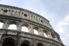 Εικόνα της Ρώμης: το μεγαλοπρεπές Colosseum Στοκ φωτογραφία με δικαίωμα ελεύθερης χρήσης