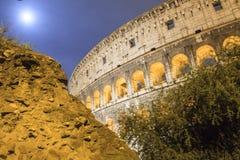Εικόνα της Ρώμης: το μεγαλοπρεπές Colosseum Στοκ Φωτογραφία