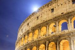 Εικόνα της Ρώμης: το μεγαλοπρεπές Colosseum Στοκ Φωτογραφίες