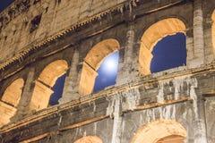 Εικόνα της Ρώμης: το μεγαλοπρεπές Colosseum Στοκ φωτογραφίες με δικαίωμα ελεύθερης χρήσης