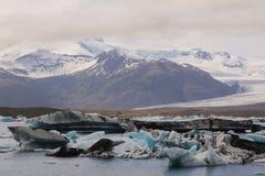 Εικόνα της φύσης και των τοπίων της Ισλανδίας στοκ εικόνες