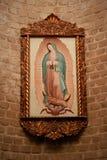 Εικόνα της Virgin του Guadalupe Στοκ εικόνα με δικαίωμα ελεύθερης χρήσης
