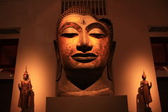 Εικόνα του Βούδα στη Μπανγκόκ, Ταϊλάνδη Στοκ Εικόνα