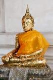 Εικόνα του Βούδα του ναού Wihan Phra Mongkhon Bophit Στοκ Εικόνα