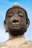 Εικόνα του Βούδα ψαμμίτη στοκ εικόνες