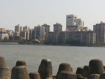 Εικόνα του θαλάσσιου Drive Mumbai Στοκ εικόνες με δικαίωμα ελεύθερης χρήσης
