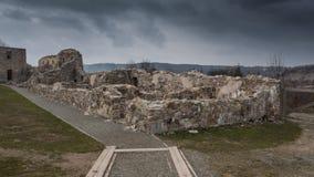 Εικόνα των παλαιών, καταστροφών πετρών Στοκ Φωτογραφίες