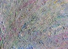 Εικόνα υποβάθρου της παλέτας κρητιδογραφιών των ελαιοχρωμάτων Στοκ Εικόνες