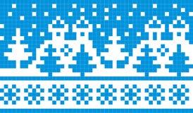 Εικόνα χειμερινού εικονοκυττάρου Στοκ εικόνες με δικαίωμα ελεύθερης χρήσης