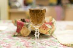 Εικόνα Shabbat challah ψωμί, shabbat κρασί Στοκ εικόνα με δικαίωμα ελεύθερης χρήσης