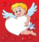 Εικόνα 7 thematics Cupid Στοκ εικόνες με δικαίωμα ελεύθερης χρήσης