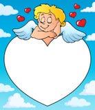 Εικόνα 6 thematics Cupid Στοκ φωτογραφία με δικαίωμα ελεύθερης χρήσης