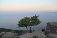 Εικόνες από Assos Castle - Behramkale, Assos, αιγαία χωριά στοκ εικόνα