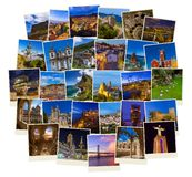 Εικόνες ταξιδιού της Πορτογαλίας οι φωτογραφίες μου στοκ εικόνες