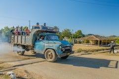 Εικόνες της Κούβας - Manaca Iznaga Στοκ Εικόνες