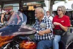 Εικόνες της νότιας Ντακότας συνάθροισης sturgis Στοκ Εικόνες