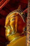 Εικόνες του Βούδα στους ναούς σε Ayutthaya, Ταϊλάνδη στοκ φωτογραφία με δικαίωμα ελεύθερης χρήσης