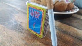 Εικόνες τσιγάρων Στοκ Εικόνες