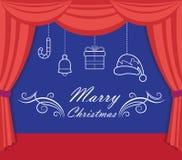 Εικόνες των Χριστουγέννων s Στοκ εικόνες με δικαίωμα ελεύθερης χρήσης