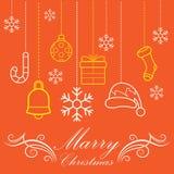 Εικόνες των Χριστουγέννων s Στοκ φωτογραφία με δικαίωμα ελεύθερης χρήσης