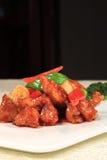 Εικόνες χρώματος των τροφίμων Στοκ Εικόνες