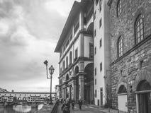 Ειλικρινές Ponte Vecchio στοκ φωτογραφίες με δικαίωμα ελεύθερης χρήσης