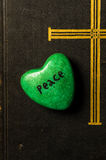 Ειρήνη για όλους Στοκ εικόνες με δικαίωμα ελεύθερης χρήσης