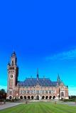 ειρήνη παλατιών της Χάγης Κά&t Στοκ εικόνα με δικαίωμα ελεύθερης χρήσης