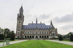 ειρήνη παλατιών της Χάγης στοκ εικόνες με δικαίωμα ελεύθερης χρήσης