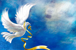 Ειρήνη στη γη Στοκ εικόνες με δικαίωμα ελεύθερης χρήσης