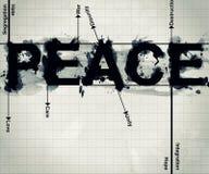 ειρήνη Στοκ Φωτογραφία