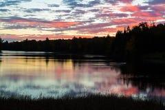 Ειρηνική χαραυγή Στοκ φωτογραφία με δικαίωμα ελεύθερης χρήσης
