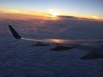 Ειρηνικοί ουρανοί Στοκ φωτογραφίες με δικαίωμα ελεύθερης χρήσης