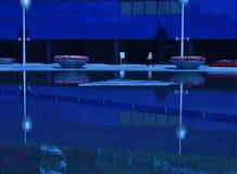 Ειρηνικό κέντρο σχεδίου Στοκ Φωτογραφία
