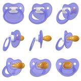 ειρηνιστής μωρών Απεικόνιση αποθεμάτων