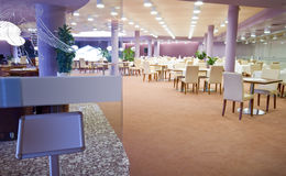 εισάγετε το εστιατόριο Στοκ φωτογραφίες με δικαίωμα ελεύθερης χρήσης