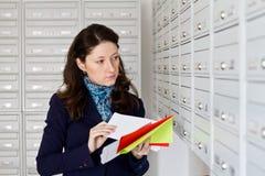 Εισερχόμενο ταχυδρομείο Στοκ Εικόνες