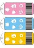 εισιτήρια ετικεττών πωλή&sigm Στοκ φωτογραφίες με δικαίωμα ελεύθερης χρήσης