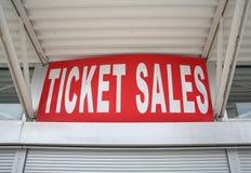 εισιτήρια Στοκ εικόνα με δικαίωμα ελεύθερης χρήσης