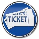 εισιτήρια Στοκ Εικόνες