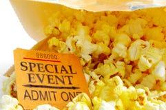 εισιτήριο γεγονότος Στοκ φωτογραφίες με δικαίωμα ελεύθερης χρήσης