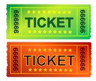 εισιτήριο 11 διανυσματική απεικόνιση