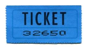 εισιτήριο Στοκ φωτογραφίες με δικαίωμα ελεύθερης χρήσης